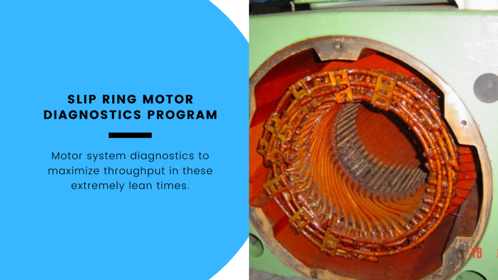 Slip Ring Motor Diagnostics Program